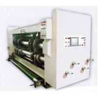 China Computer Rotary Slotter Unit, Computer Adjustment, Inline with Flexo Printer wholesale