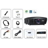 China iDGLAX DG-747L 2500 lumens Home theater Video game movie LED projector wholesale