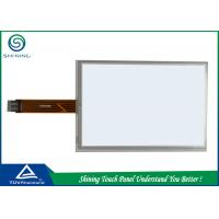 China Transparent 7 Inch 5 Wire Resistive Touch Panel Screen For Self Serve Kiosks wholesale