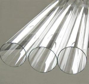 China Capillary Quartz Glass Tube for Sale | Hot Sale High Temperature Clear Quartz Glass Tube on sale