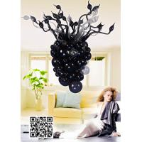 China Sell handblown glass bubble chandelier wholesale