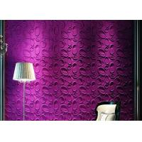 China Embossed Wall Art PVC Eco Friendly Wallpaper Waterproof 3D Wall Panel for Home Wall wholesale