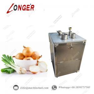 China Onion Cutting Machine|Automatic Onion Slicer Machine|Commercial Onion Cutting Machine|Industrial Onion Cutting Equipment wholesale