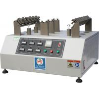 China Shoe Lace Abrasion Testing Machine Life Span , Din Abrasion Tester wholesale