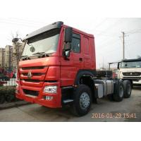 Buy cheap HOWO 30 ton heavy duty tractor truck 336 and 371hp horse power from wholesalers