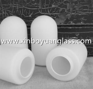Frosted matt milk white glass lamp shade pendant light