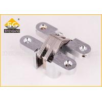 Buy cheap 180 Degree Zinc Alloy Soss Invisible Concealed Hinge For Folding Wood Door from wholesalers