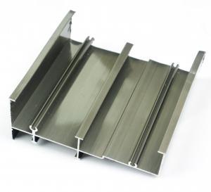 China Bottom Of Sliding Roller Aluminum Window Profiles on sale