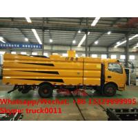 China High quality and competitive price CLW brand cheapest dust cleaning sweeper truck for sale, road sweeper truck on sale