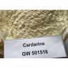 China Poudre crue de Sarms de bodybuilding GW-501516/Cardarine Sarms pour la perte de poids 317318-70-0 wholesale