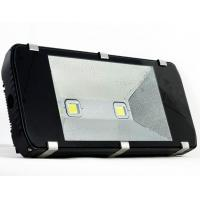 100Watt Waterproof Outdoor Led Flood Lights With 120 Degree Viewing Angle , Tempered Glass