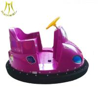 China Hansel  buy used car from china theme park toys kids electric bumper car with remote control wholesale