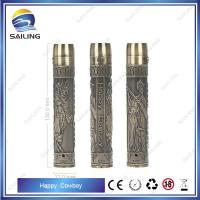 China Fashion Style   Ego Twist  Battery Happy Cowboy for  Ecigarette  2200 mAh  Ego Twsit Battery on sale