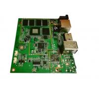 China Multilayer SMT Printed Circuit Board Assembly Fabrication 1oz Copper FR4 PCB wholesale