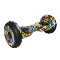 China Metal Matte Skywalker Segway Big Wheel Hoverboard With Handle Ring Long Cycle Life wholesale