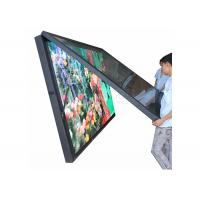 China Ip66 Front Service Led Display Cabinet With 160 Degree View Angle on sale
