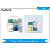 China Medical Portable Enteral Feeding Pump Equipment 1.6kg 193mm × 130mm × 105mm wholesale