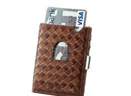 Quality Credit Card Leather Holder for sale