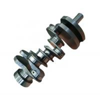 China Toyota Diesel Engine Crankshaft 2L Forged Steel And Casting Iron 13401-54020 on sale