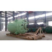 China Petrochemical , chemical glass lined reactors with corrosion protection materials wholesale