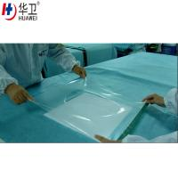 China Disposable Surgical PU film dressing/Surgical Incise drape 15*35cm wholesale