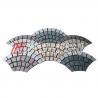 China Meshback cobbles wholesale