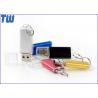 China Colorful Metal Bulk 4GB USB Pen Drive Sizes Customized Branding wholesale