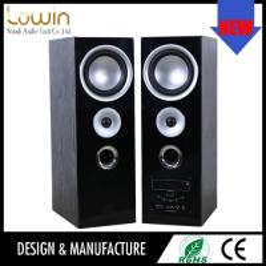 China Stereo USB 2.0 multimedia speaker with mic input , multimedia active speaker wholesale
