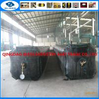 China Diameter 1200*15meter culvert balloon used for concrete pipe construction bridge construction culvert construction on sale