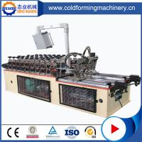 Buy cheap High quality colorful Steel Lightweight Cross Tee Cold Forming Machine from wholesalers