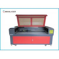 China 1390 Desktop 100w CO2 Laser Engraving Machine With Ruida System Stepper Motor wholesale