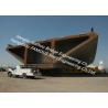 China Steel Frame Concrete Composite Steel Girder Bridge Heavy Steel Structure Box Modular wholesale