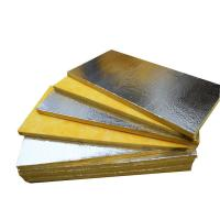 Buy cheap Foil-Faced Glass Wool Roll Soundproof Insulation For Metal Building Insulation from wholesalers