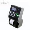 China Thermal Printer Biometric Time Attendance Machine , LP400 Time Clock Machine wholesale