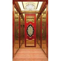 China Hotel Machine Room Less Lift Passenger Elevator Fuji VVVF System Controlled on sale
