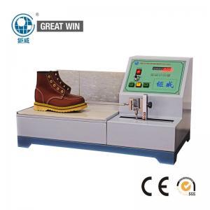 China Slip Resistance Testing Shoe Testing Machine ASTM-F609 Standard 0-200mm/Min on sale