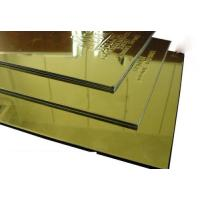Buy cheap Silver Mirror Aluminum Composite Panel from wholesalers