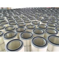 China 352*660 PTFE Material Membrane Industrial Cartridge Filters Flame Retardant on sale