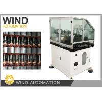 Buy cheap Solar Energy Armature Coil Winding Machine Motor Winder Hook Type Coil Winding from wholesalers