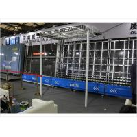 China Automatic Double Glazing Glass Machine Insulating Glass Production Line 1800mm High wholesale