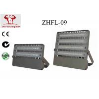 China IP65 Industrial Outdoor  LED Flood Light For Warehouse  and Tennis Court 120w 12000lm Aluminium Black wholesale