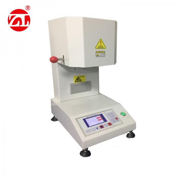Quality Plastic MFI Melt Flow Index Machine For Testing Melt Flow Rate Digital Type for sale