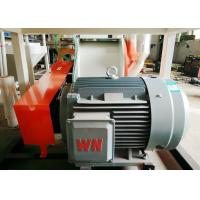 China Plastic Pipe Cutter Milling Machine 37KW Steel Blade With Suction Device wholesale