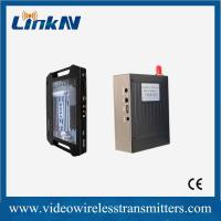 China Full HD Wireless Video COFDM Receiver With Rugged Lightweight wholesale