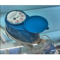 Buy cheap Brass Electronic AMR Water Meter Without Balve Control , Wired Remote Reading from wholesalers