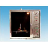 Buy cheap 0.8N - 1.2N Glow Wire Test Equipment For Plastic Parts / Non-Metallic Insulation from wholesalers
