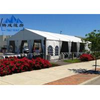 Clear Span Outside Event Tents With Insulated Wall For Family Parties