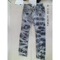 China Girl Denim Pant with Marble Effect wholesale
