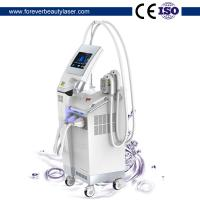 China Vertical two handles Germany lamp  E-light SHR Hair Removal/ Skin Rejuvenation Device on sale