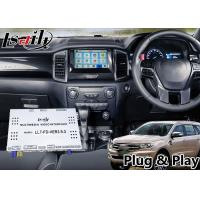 Buy cheap Android 6.0 Navigation Video Interface для 2016-2018 Ford Everest SYNC 3 системн from wholesalers